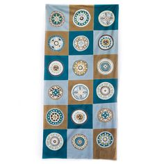 Tablecloths ~ African Circles