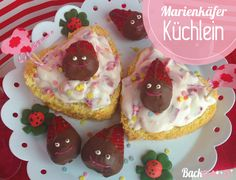 Marienkäfer-Küchlein – BackGAUDI