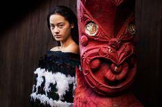 THE ATLAS OF BEAUTY by Mihaela Noroc Maori, New Zealand