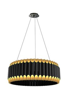 Galliano suspension lamp has a sculptural shape and it's versatile and contemporary. With up to 3, 4 or 5 aluminum tubes, it produces a unique, awesome effect.