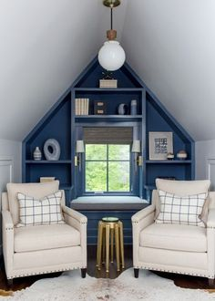 Superior Transitional Home Office By Roost Interiors
