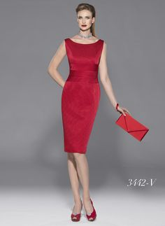 Modelo 3442 | vestido para madrina | colección primavera-verano 2015 de Teresa Ripoll