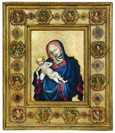 St. Vitus Madonna, National Gallery in Prague
