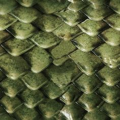 metal, scales, texture, mossy green/ gold, layered, detail, edgy