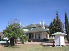 Casa Greene, Cananea, Sonora.