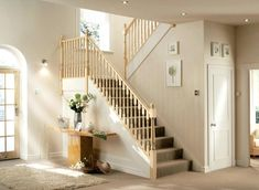 Ideas for small hallways and stairs image of small hallway and stairs decorating ideas colour ideas . ideas for small hallways and stairs Small Hallway Decorating, Decorating Ideas, Decor Ideas, Room Ideas, Hallway Paint Colors, Hallway Colour Schemes, Paint Colours, Color Schemes, Hallway Designs