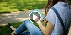 {Short Film} What does a sunny day, bike ride, and a great book equal?? The perfect afternoon!
