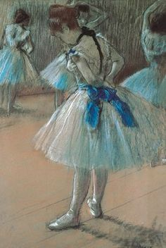 Ballerina by Degas. $12 poster