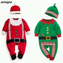Amapo 2015 fashion kids clothes unisex winter cloth christmas baby girls clothing sets boys suits ensemble vetement minnie fille(China (Mainland))