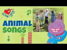 Hippo Song Hippo Dance | Children Love to Sing Kids Songs - YouTube