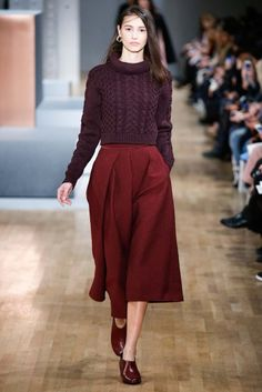 We shine a well-deserved spotlight on Tibi's innovative play on textures and accessories for Fall/Winter 2015.