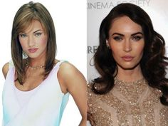 Megan Fox Plastic Surgery Before After Always interesting what you can find when you type in plastic surgery and other related terms