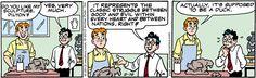 Archie Home - Classic comic strip