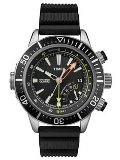 TIMEX ADVENTURE SERIES DEPTH Watch | T2N810