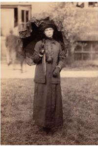Miss Peregrine of Miss Peregrine's School for Peculiar Children