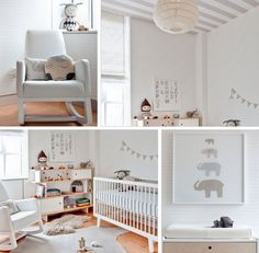 white nurserie