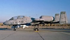 YA-10B (The Only 2 Seat A-10 I've Ever Seen)