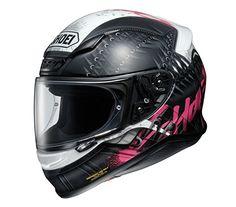 Shoei Seduction RF-1200 Street Bike Racing Motorcycle Helmet