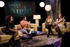 Ladies Night TV: A New Talk Show Web Series - Black Girl Nerds