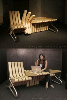 Clever furniture design - DayLoL.com - Your Daily LoL and Entertainment!