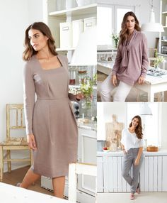 Read the article 'Sunday Morning: 6 New Plus Size Sewing Patterns' in the BurdaStyle blog 'Daily Thread'.