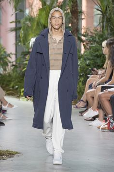 LACOSTE Spring/Summer 2017 Fashion Show