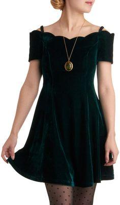 Emerald Escape Dress