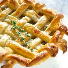 One-top pie recipes