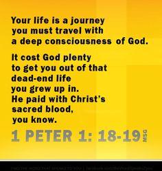 2 Peter 1:18-19