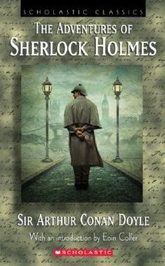 The Adventures of Sherlock Holmes by Arthur Conan Doyle. A classic!