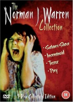 """""""...Norman J; Warren's """"Prey"""" is a film that stays etched on the brain a long time after you've seen it.""""     www.RazorReel.be"""