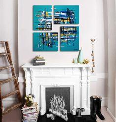 Jo Diquez #art #painting #homedecor