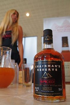 Friday Happy Hour: Chairman's Reserve Spiced Rum Literally Offers Sex in a Bottle | St. Lucia | Uncommon Caribbean