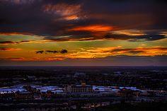 Palladio Sunset, Folsom CA