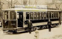 Trolley Car 1910
