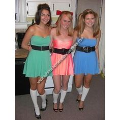 powerpuff girls costume