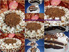 Tort Snickers  http://pasiunilealynei.wordpress.com/retete/prajituri/torturi/tort-snickers/