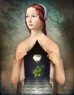 'The Rose' by Christian Schloe