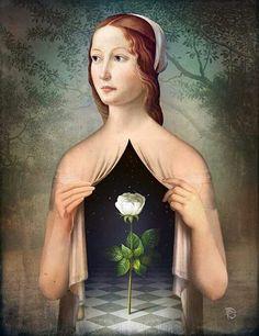 'The Rose' by Christian Schloe