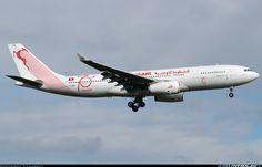 4f9cd1ac07cc Airbus A330-243 - Tunisair