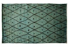 """5'x8'3"""" Rise Rug, Light Blue 