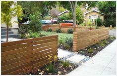 Fascinating DIY Wooden Garden Fence Styles and Designs for Your Home Fascinating DIY Wooden Garden Fence Styles and Designs for Your HomeWe have The Best Wooden Fence Styles and Design. Diy Fence, Fence Landscaping, Backyard Fences, Garden Fencing, Fenced In Yard, Fenced In Backyard Ideas, Patio Fence, Fence Art, Bamboo Fence