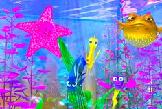 Finding Nemo<3