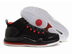 competitive price 676f7 675b4 Chaussures Air Jordan Evolution 85 Noir  Rouge  nike 10098  - €55.88   Nike
