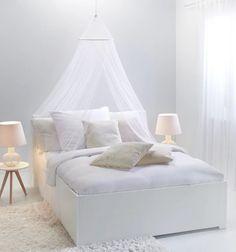 Moskitonetz in Weiß online kaufen ➤ mömax Modern, Toddler Bed, Room, Furniture, Random Stuff, Home Decor, Cuddle, New Furniture, Sleep