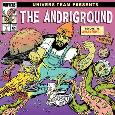 Andri J - The AndriGround | Univers Tean 2016