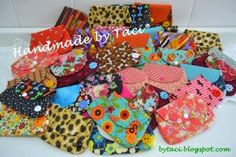 Handmade by Taci: Sempre elas