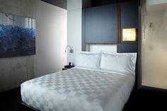 LEMAYMICHAUD | ALT | Toronto | Pearson Airport | Architecture | Design | Hospitality | Hotel | Room | Suite | Bedding |