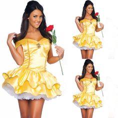 Snow White Princess Belle Costumes for women Girl Adult Halloween Cosplay Outfit | Roupas, calçados e acessórios, Fantasias e roupas de figurino, Fantasias | eBay!