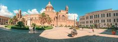 From the food to the weather, the people, the beaches, the architecture, the cost of living and safety - find out what living in Palermo is really like! Palermo Italy, Places In Italy, World Heritage Sites, Sicily, Beautiful Beaches, Day Trips, The Good Place, Cathedral, Sicilian Food